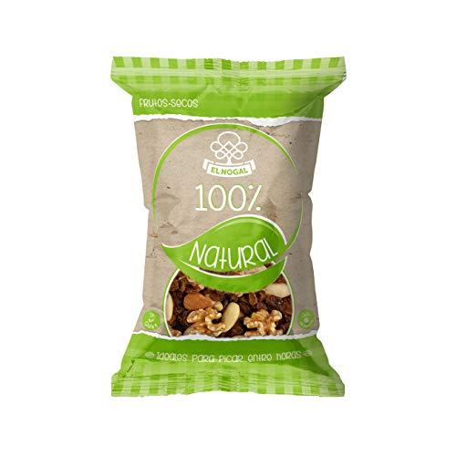 El Nogal Frutos Secos Mix de Frutos Secos 100% Naturales Bolsa, 150 G