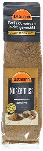 Ostmann Muskatnuss gemahlen, 3er Pack (3 x 50 g)