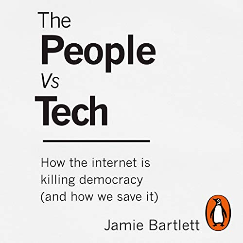 The People Vs Tech audiobook cover art