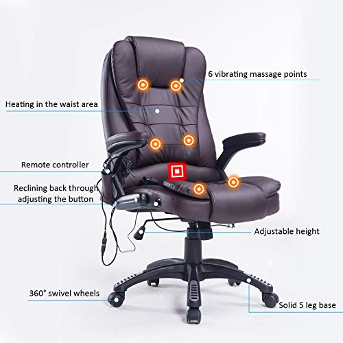 Top 10 Homcom Massaging Chairs Of 2020 Best Reviews Guide