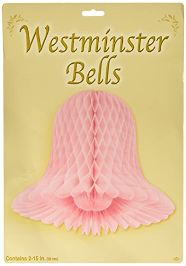 Pkgd Westminster Bells (pink) (2/Pkg)