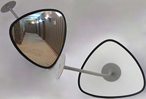 EU-Produkt BEOBACHTUNGSSPIEGEL Verkehrsspiegel Kontrollspiegel interieur 33x33x38 cmVerkehrsspiegel Beobachtungsspiegel interior 30 cm