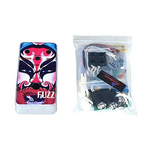 Build Your Own Fuzz Pedal All kits with 1590B