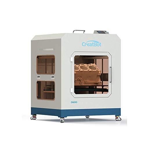 Impresora 3D industrial de alta temperatura CreatBot D600 Pro