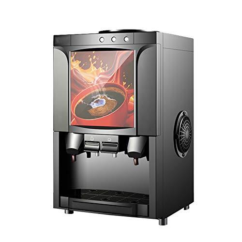 Intelligente Macchina Per Caffè, Tè Del Latte Distributore Di Acqua Distributore Automatico Di Bevande Razione Di Pulizia Automatica Del Pannello Di Controllo Di Un Pulsante Per L'uso Casa D'affari