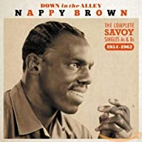 Down In The Alley The Complete Singles As & Bs 1954-1962