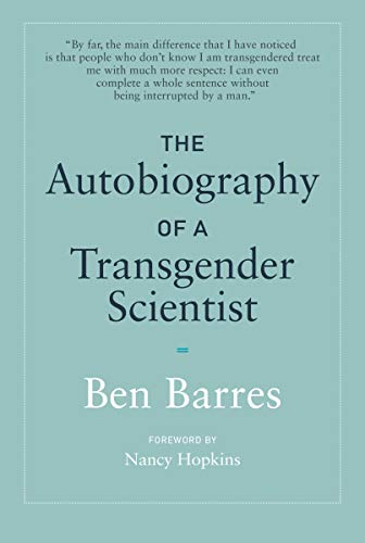 Image of The Autobiography of a Transgender Scientist (The MIT Press)