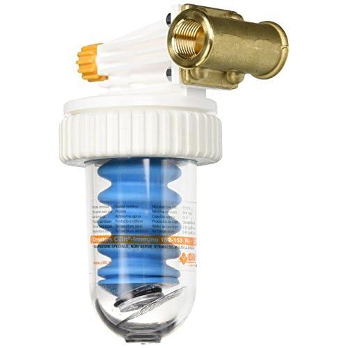 Cillit 012015 - Imuno 152 FG Dosatore di Polifosfati senza By-Pass, Bianco