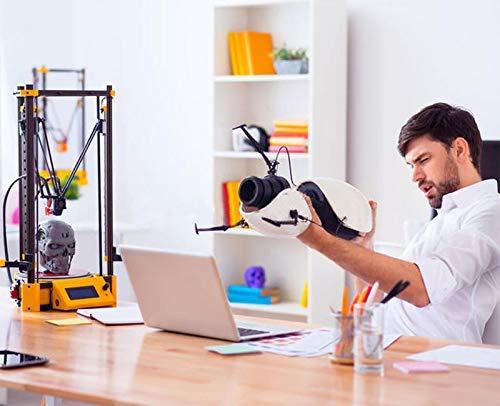 10 pezzi 3D stampante ugello 0,4 mm Extruder