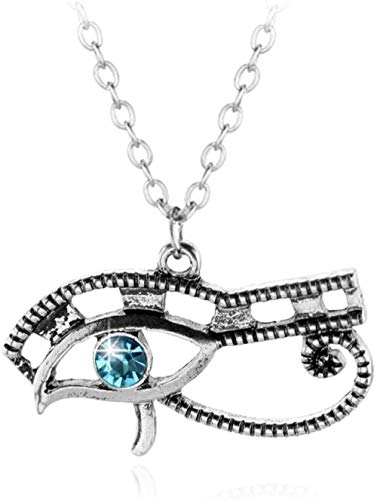 NC122 Pendant Necklace Retro Pattern For Men Women Gift
