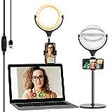 Best Light Laptops - Selfie Ring Light for Laptop Computer,Yoozon LED Desk Review