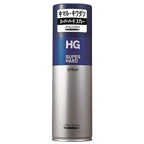 資生堂 HG『スーパーハード スプレーa』