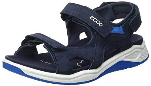 ECCO X-trinsic Flat Sandal, Blau(Night Sky/Dynasty), 38 EU