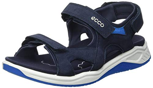 ECCO X-trinsic Flat Sandal, Blau(Night Sky/Dynasty), 39 EU
