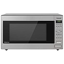 Panasonic Microwave Oven Stainless Steel Countertop
