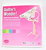 F.a. Edmunds Quilters Wonder Adjustable Quilting Hoop Frame With Stand,18' round