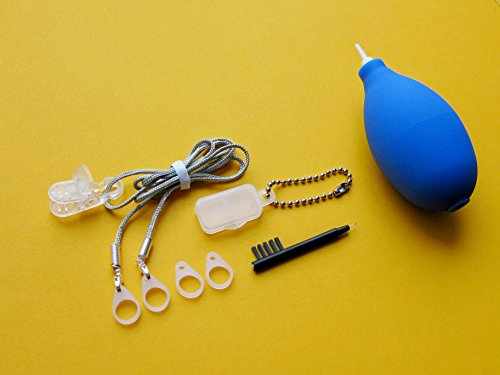 Maintenance and Care Set Compatible with Phonak BTE (Behind The Ear) Hearing Aids Sound Amplifier Devices