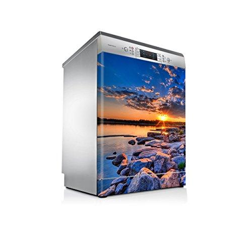 setecientosgramos Vinilo Lavavajillas | Stickers Dishwasher | Pegatina Lavavajillas | Rocas