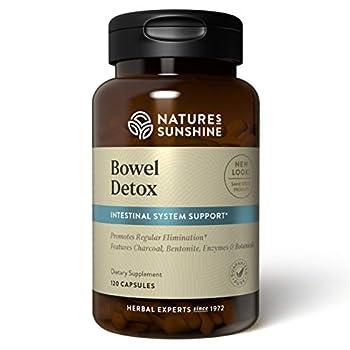 Best bowel detox natures sunshine Reviews