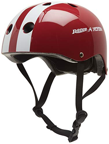 Radio Flyer Helmet, Toddler or Kids Helmet for...