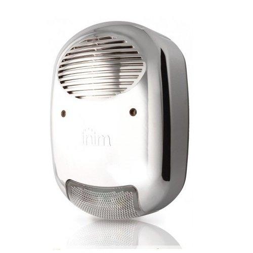 Ivy BM inim Antirrobo Alarma Casa sirena autoalimentada externo con interfaz i-bus efecto metal
