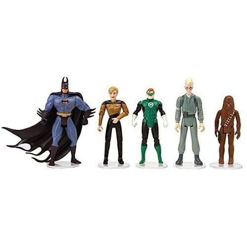 Display Stand for 3.75 inch G G I JOE  or Star Wars Action Figure I