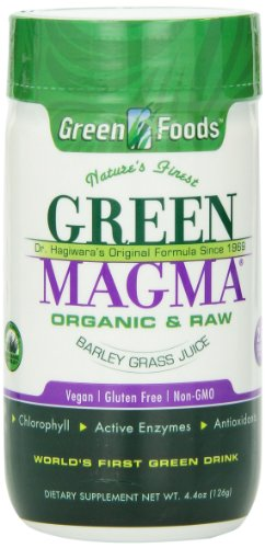 Green Foods Green Magma Nutritional Supplement, 250 Tablets
