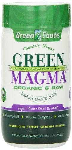 Green Foods Corporation, Green Magma, Barley Grass Juice Powder, 500 mg, 250 Tablets