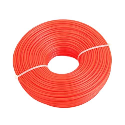 Yardwe 2.4mm Fadenschneider Linie Ersatzspule Platz für elektrische Fadenschneider (zufällige Farbe)