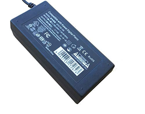 AC Adapter - Replacement Power Supply for Kawai KDP90 Digital Piano KDP-90