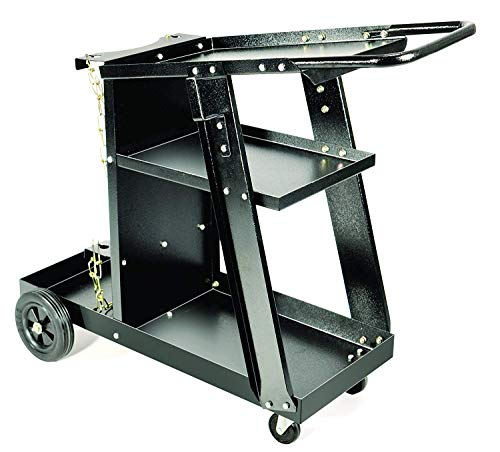 hot max welding cart