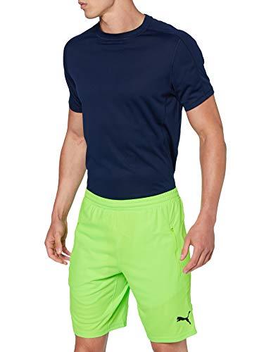 PUMA Referee Shorts, Pantaloncini da Arbitro Uomo, Green Gecko, M