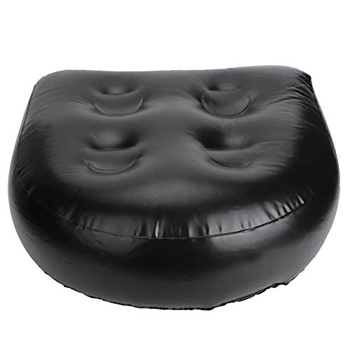 Fdit Comfortable PVC Inflatable SPA Cushion Easily Fill Inflatable Air Mat for Springs Hot Tub