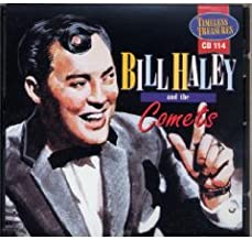 Bill Haley and the Comets [Timeless Treasures / Padmini Music] [IMPORT] CONTAINS 12 TRACKS: Rock Around The Clock, See You Later Alligator, Shake Rattle & Roll, Razzle Dazzle, The Saints Rock And Roll, Skinny Minnie, Rock-A-Beatin' Boogie, Rip It Up, Rudy's Rock, Jenny Jenny, Kansas City, Rock The Join