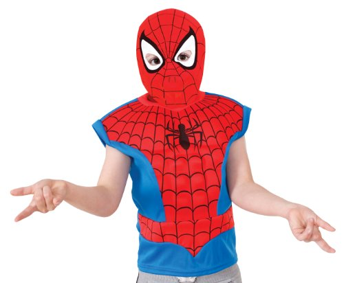 Rubie's-déguisement officiel - Spiderman - Déguisement Kit Spiderman Eva- I-881307
