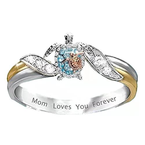JOMYO Kleurrijke parelketting, beaded necklace, zeeschildpad, halsketting en oorbellen, ringset, tweekleurige…