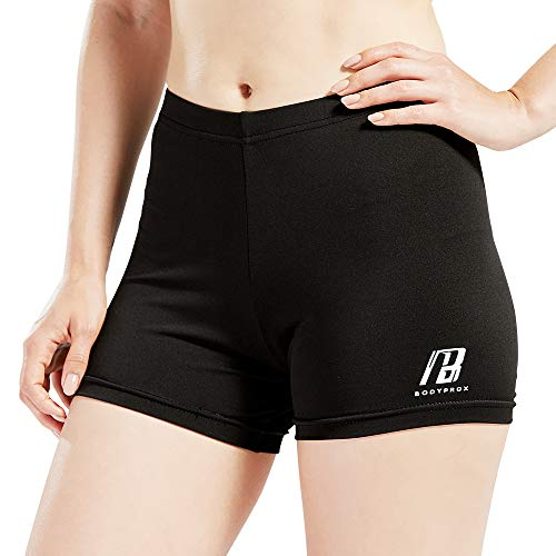 Bodyprox Volleyball Short for Women Black