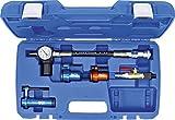 BGS 6929 Juego de Sistema de Drenaje del Aceite de la Caja de Cambios, para Transmisiones Automáticas, para Mercedes-Benz Y BMW, 5 Piezas, Multicolor
