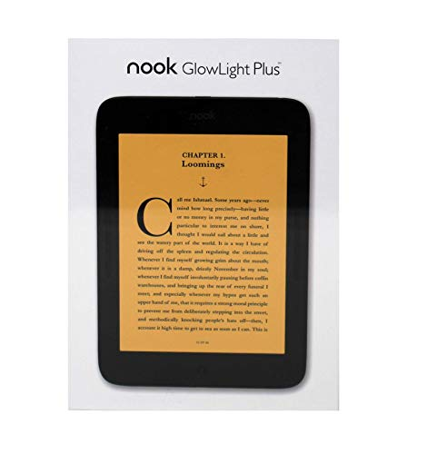 Barnes & Noble Nook GlowLight Plus 7.8' eReader (BNRV700)