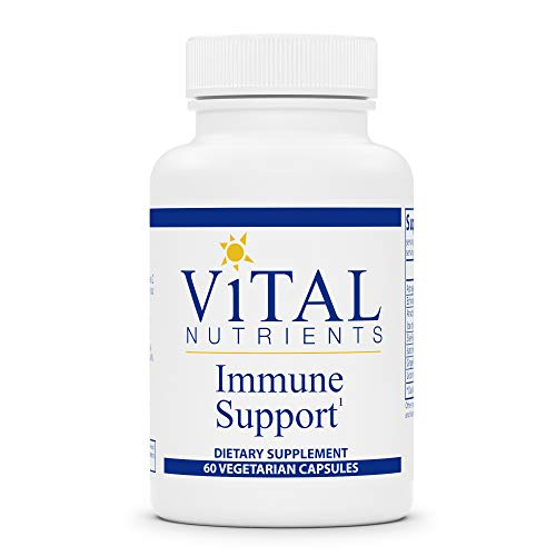 Vital Nutrients - Immune Support - Herbal Support for the Immune System - 60 Capsules
