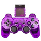 Cotchear Wireless Gamepad for PS2 Controller for...