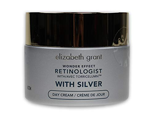 Elizabeth Grant Wonder Effect Retinologist Day Cream 100ml with Silver