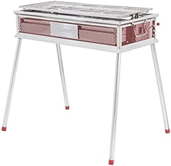 Coleman Stand Up Charcoal Grill