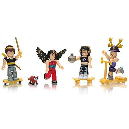 Roblox Celebrity Collection The Plaza Jetskiers Game Pack Includes Exclusive