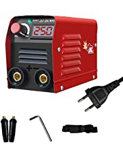 Festnight 20-250A Current Adjustable Portable Household Mini Electric Welding Machine IGBT Digital Soldering Equipment with LED Display ZX7-250