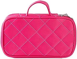 Cosmetic Makeup Bag & Organizer Double Layer Travel Toiletry Bag Organizer