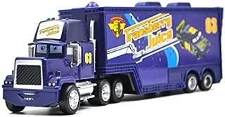 Disney 11 Styles Disney Pixar Cars 3 Frank Tiny Lugsworth Mack Truck McQueen Uncle Metal Diecast Toy Car Loose Brand Toys for Children 3