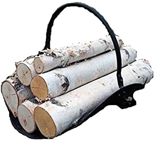 Fireplace Set of White Birch Logs