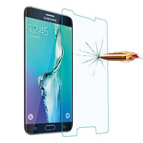 LYYCEU 0.26mm 9H + Dureza Superficial 2.5D Película de Vidrio Templado a Prueba de explosiones for Galaxy Note 5 / N920 Película templada por teléfono
