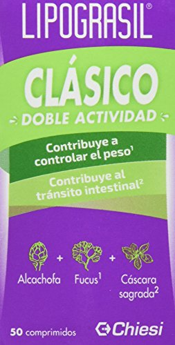 Lipograsil Complemento Alimenticio Clásico Plan Activa - 50 Comprimidos